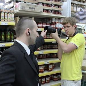 На каких основаниях можно фотографировать в магазине