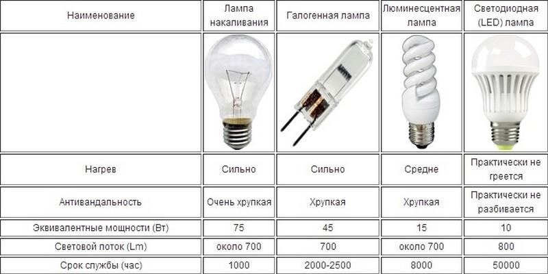 В течении какого срока можно сдать лампочки обратно