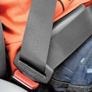 Штраф за непристегнутые ремни безопасности