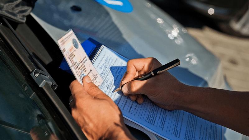 Отказ от медосвидетельствования и права водителя