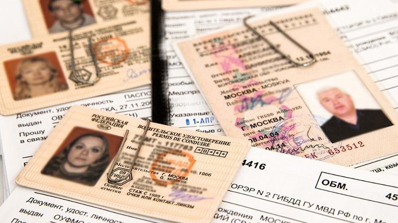 Штраф за езду на ТС без открытой категории водительских прав