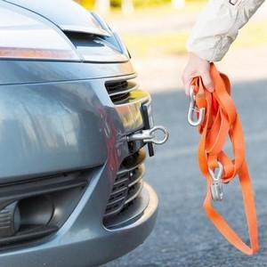 Правила буксировки транспортных средств и штрафы за нарушение