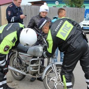Как поставить мотоцикл на учет и получить номера