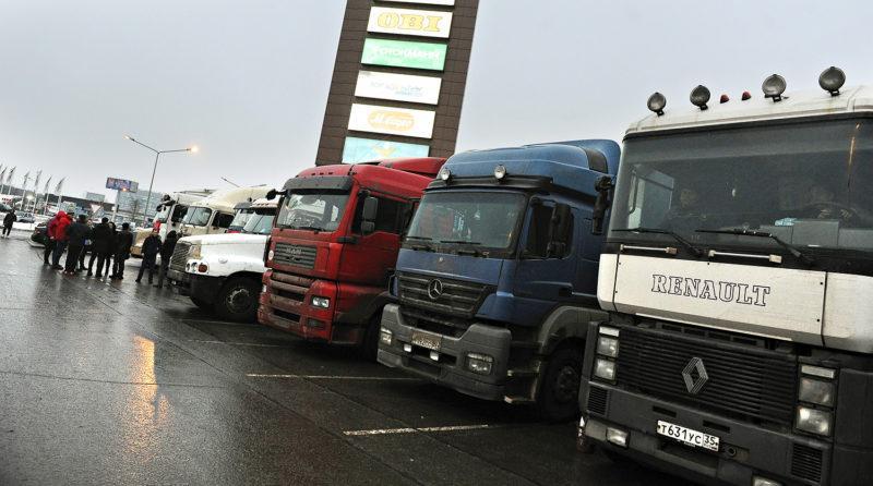 Какие авто относят к грузовикам для налогообложения