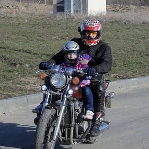 Штраф за нарушение правил перевозки пассажиров на мотоцикле и мотороллере