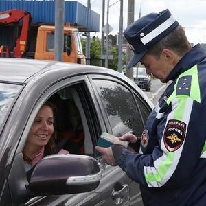 Неостановка по требованию инспектора и штраф