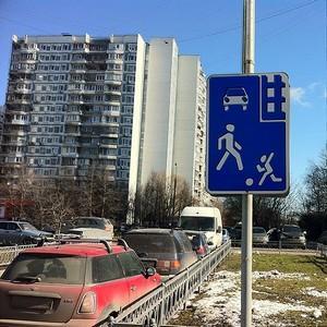 Штраф сквозное движение в жилой зоне