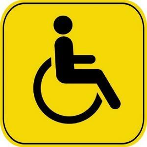 Получение значка инвалид на автомобиль