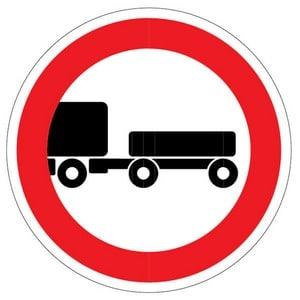 Штраф за движение грузовых автомобилей в запрещенных зонах