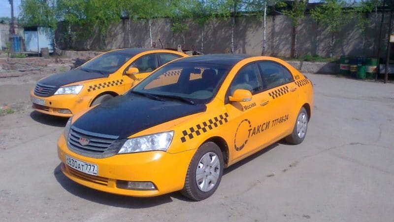 купить каско для такси в москве