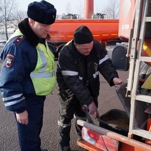 Какой штраф за перевозку опасного груза без разрешения или не по правилам