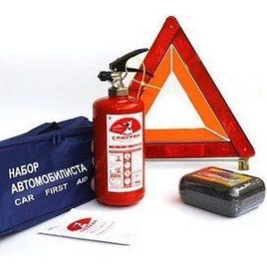 Штрафы за отсутствие или несоответствие огнетушителя