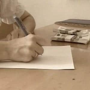 Расписка о возврате долга - образец написания
