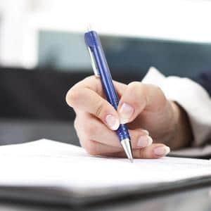 Как составить расписку что претензий нет