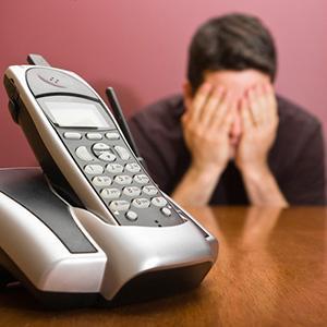 Ограничение на звонки