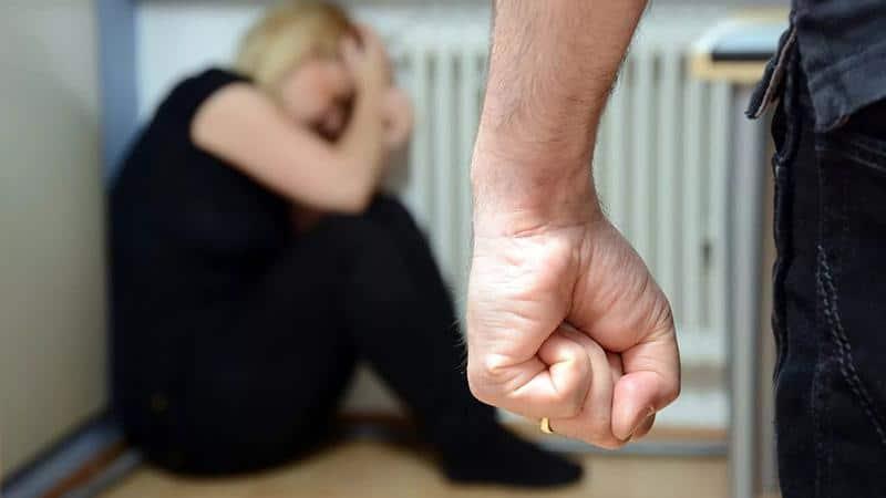 Избиение жены