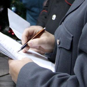 Как можно написать и подать заявление в полицию