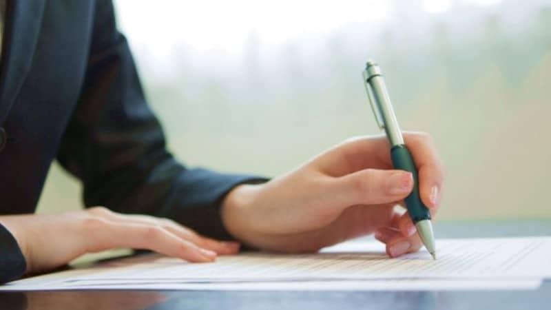 Как правильно написать заявление участковому