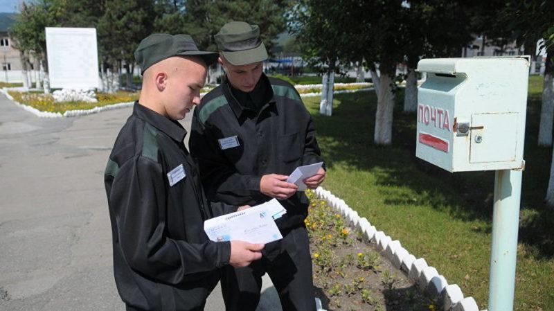 Какими способами можно отправить письмо в СИЗО заключенному