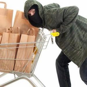 Украл продуктов из супермаркета на  рублей