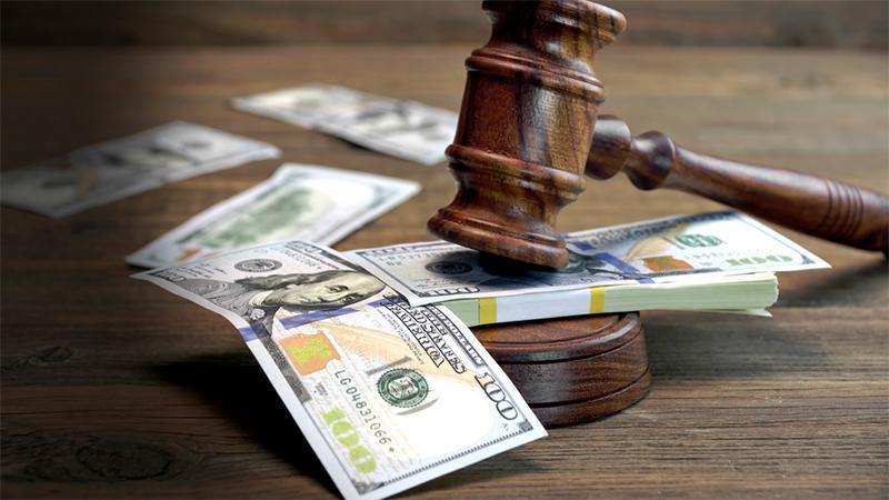 Решение суда о взыскании