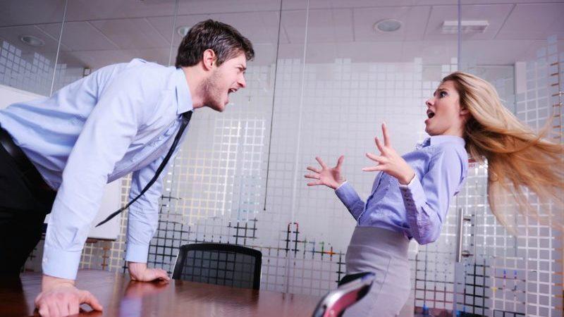Как написать докладную на сотрудника за оскорбление