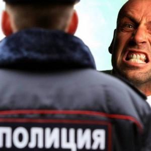 Когда по закону разрешено оскорбление сотрудника полиции