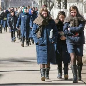 Можно ли по посмотреть списки заключенных России и узнать где сидит человек