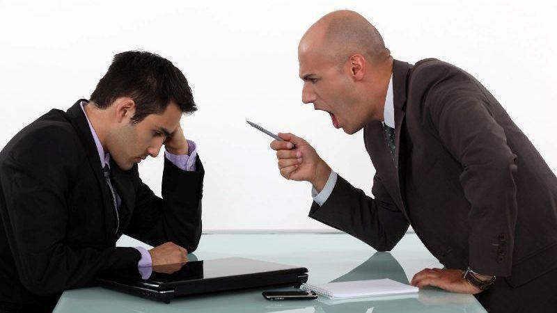 Что грозит руководителю если он орет и оскорбляет сотрудника