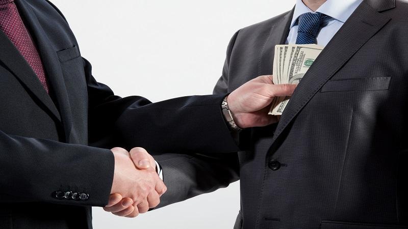 Как могут наказать за покушение на взятку
