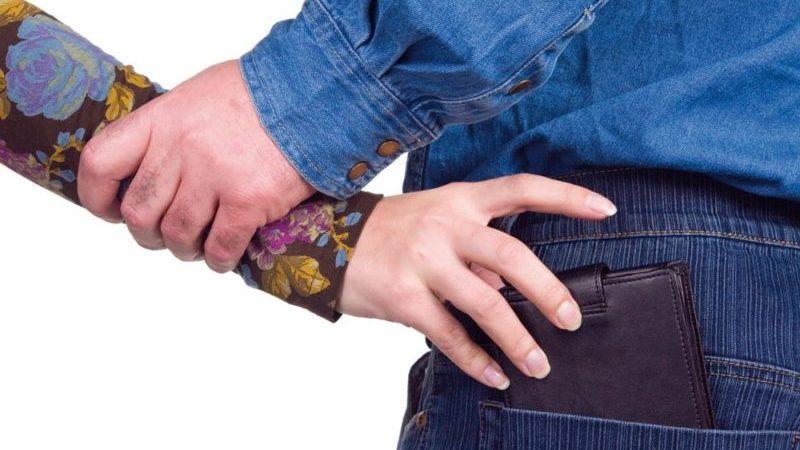 Как доказать карманную кражу