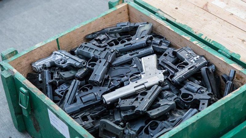 Как можно уклониться от ответственности за незаконное хранение оружия