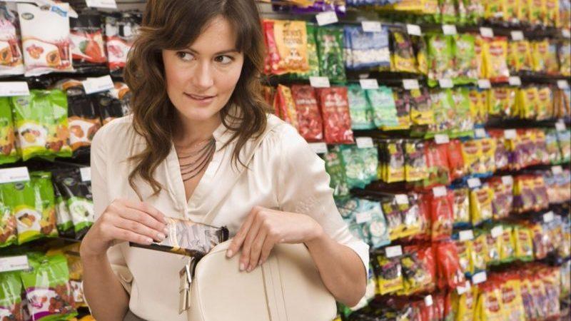 Какое наказание дают за кражу в магазине если поймали
