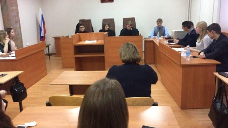 Как подать заявление на отвод судьи от ведения уголовного процесса