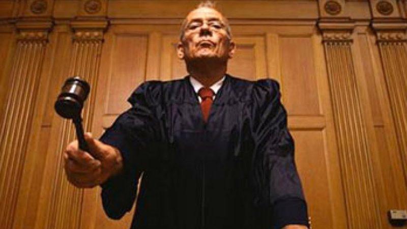 Как решить вопрос об отводе судьи рассматривающего дело