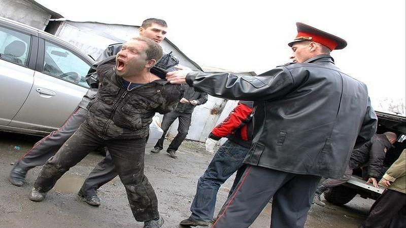 К какой ответственности призывают за сопротивление сотруднику полиции