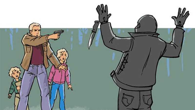 Какие виды обстоятельств исключают преступность деяния