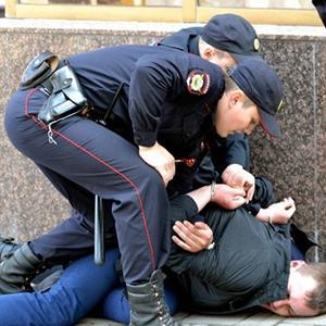 Ответственность за расбойное нападение на сотрудника полиции