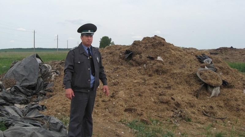 Как наказывают за порчу земли по статье 254 УК РФ