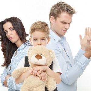 Имеют ли родители равные права в отношении своих детей