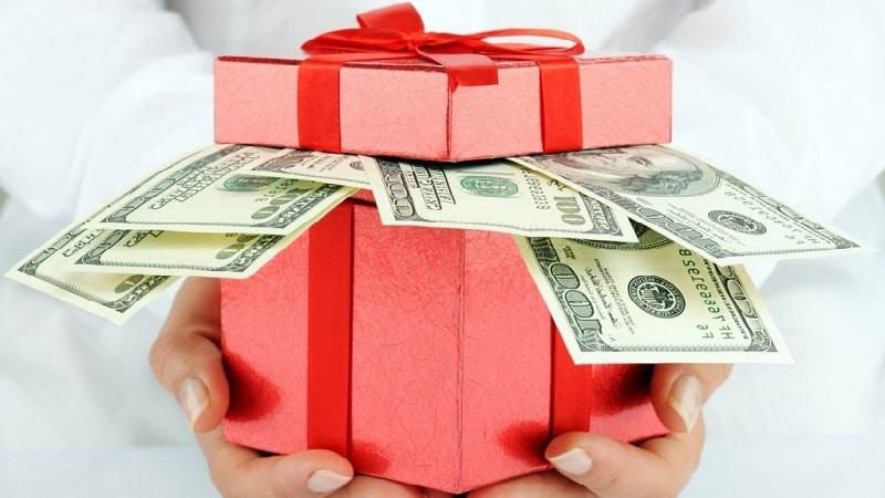 Как составить договор дарения денег между близкими родственниками
