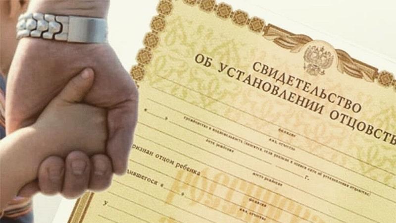 Как написать и подать заявление в суд на установление отцовства