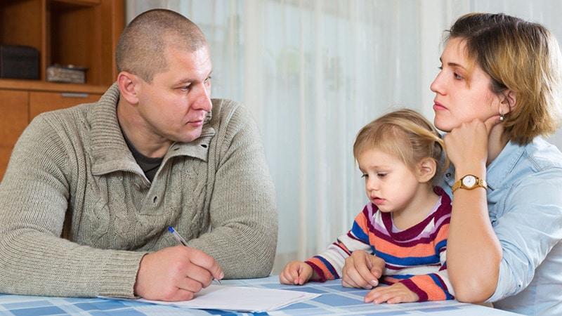 Процедура лишения родительских прав отца без его согласия
