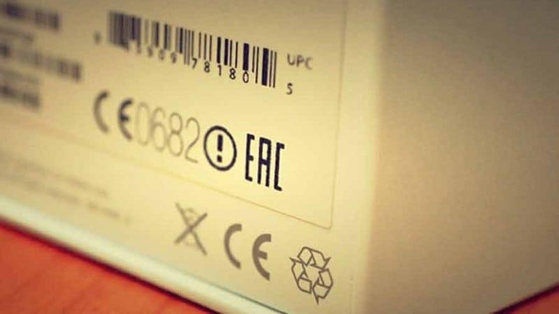 Что означает знак таможенного союза (EAC) на этикетке и на каких товарах он обязан быть