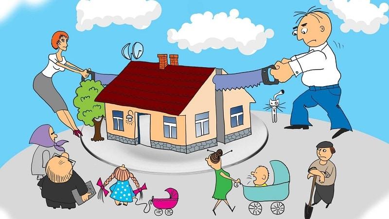 Какие права имеет супруг при наследовании имущества