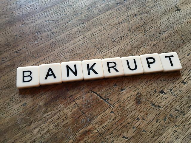 Закрытие фирмы с долгами