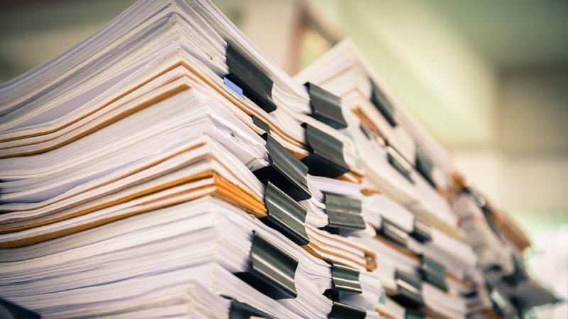 срок хранения таможенных деклараций в организации
